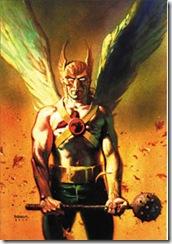 Hawkman comic